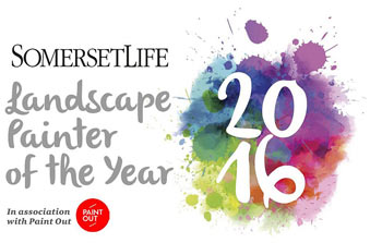 somerset life, landscape painter of the year 2016