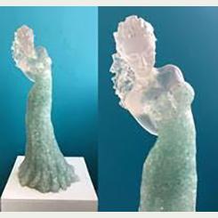 Steve Yeates figurative sculpture